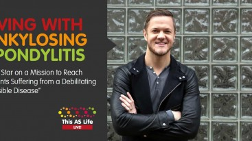 Reynolds Shares His Experience with Ankylosing Spondylitis (AS) to Raise Awareness
